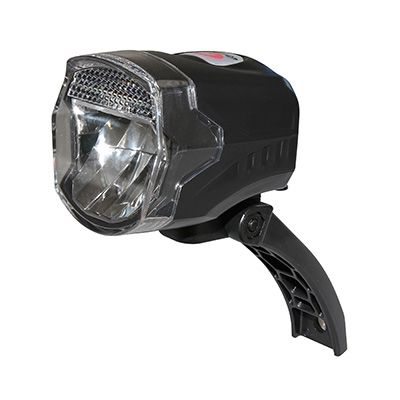 Éclairage AV Q-Lite QL-282 LED 1W Sur fourche À piles Noir