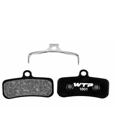 Plaquettes de frein WTP Elite semi-métal comp. Shimano Saint 4 Pistons
