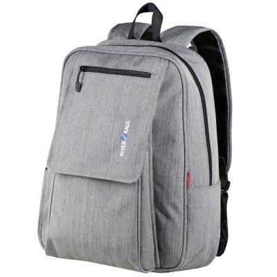 sac à dos KLICKfix Freepack City Gris