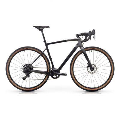 Vélo de Gravel Megamo West 10 Noir 2020