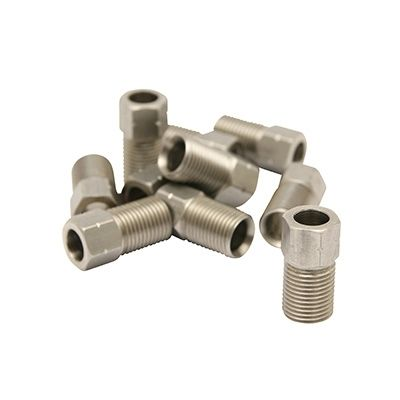 Écrou raccord durite frein M8x0.75 comp. Avid SRAM (x10)