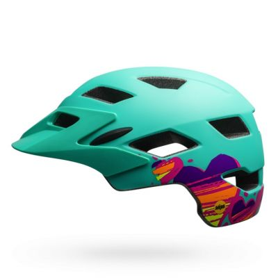 Casque junior Bell SIDETRACK YOUTH MIPS Mat mint