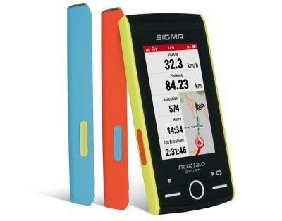 Coque de rechange pour GPS Sigma Rox 12.0 Sport Orange