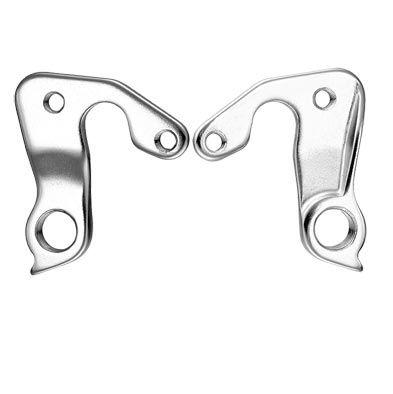 Patte de dérailleur aluminium pour cadre Scott (GH-157)