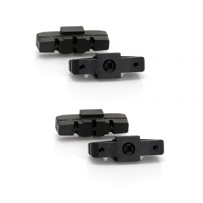 Porte-patins XLC RP-M01 50 mm pour Magura HS (Jeu de 4) Noir