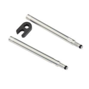 Prolongateur de valve ATOO 70 mm Alu (Paire)