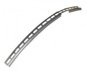 Profil câble Curana rail métallique pour garde-boue