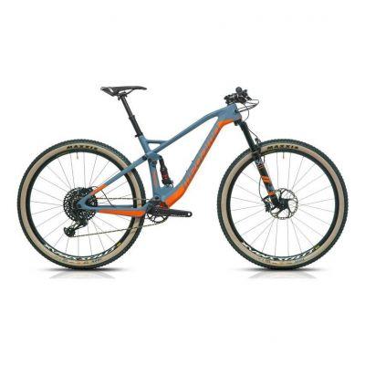VTT Megamo Track R120 07 29'' Bleu 2020