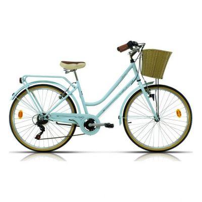 Vélo Urbain Megamo Trivia 26'' Bleu 2020