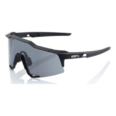 Lunettes 100% Speedcraft Black/Smoke