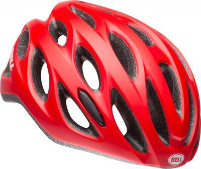 Casque Bell Tracker R Rouge mat/Noir