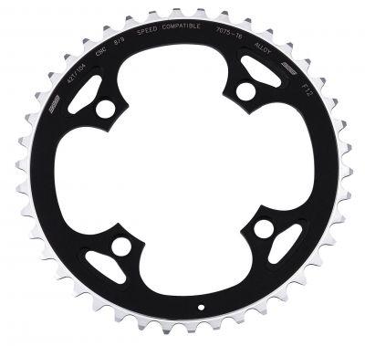 Plateau BBB VTT RoundAbout 4 branches 42T/104 - BCR-04