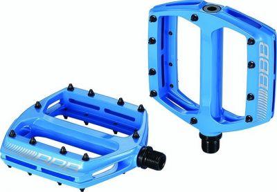Pédales plates BBB CoolRide Bleu - BPD-36