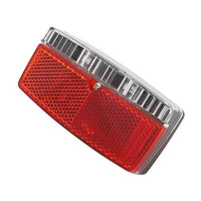 Éclairage AR à LED sur porte-bagages Dynamo Noir