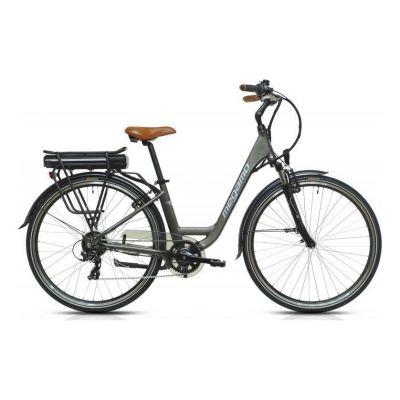 Vélo électrique Megamo Top City III 28'' Gris 2020