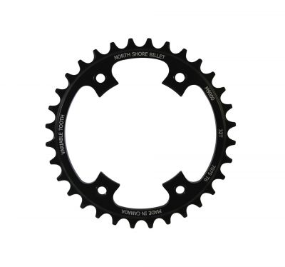 Plateau NSB Narrow Wide 32 dents comp. XTR M-9000 96BCD Noir