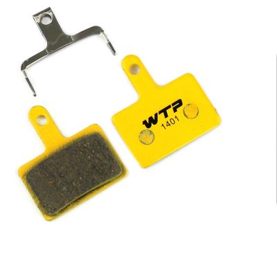 Plaquettes de frein WTP compatibles Tektro Auriga / Volans / Aquila / Draco Organiques