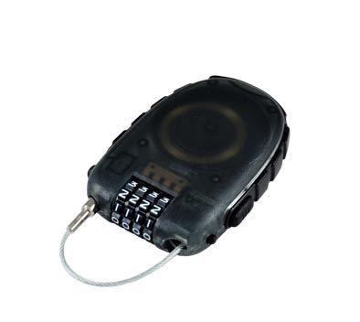 Antivol câble Roll Up à code 900 mm x 2.4 mm