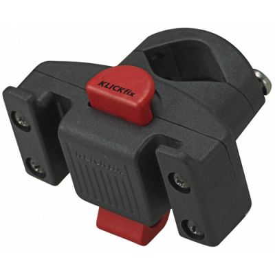 Support KLICKfix Caddy sur tube diam. 22-36 mm