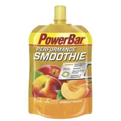 Smoothie PowerBar Performance Abricot/Pêche 90 g