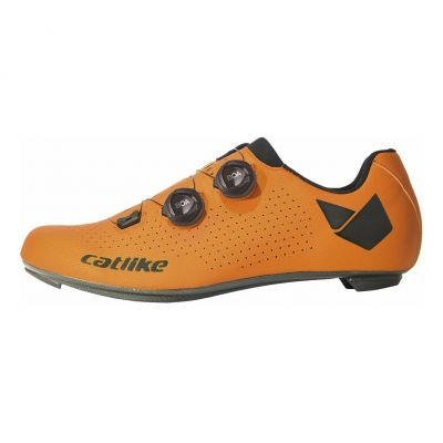 Chaussures Route Catlike Whisper Oval Carbon Orange