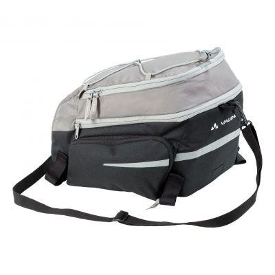 Sacoche porte-bagages Vaude Silkroad Plus 9+7 L Gris