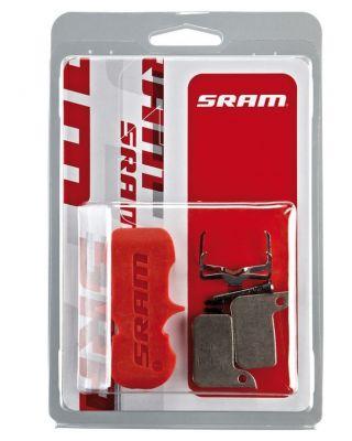 Plaquettes de freins SRAM Road et Level Métalliques