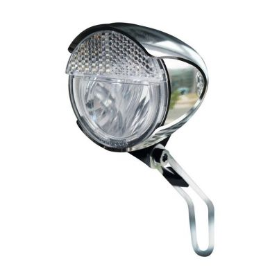 Éclairage Trelock Bike-i retro LS 583 LED 15 Lux Dynamo Chrome