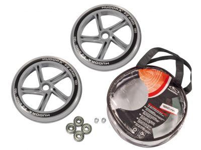 Jeu de roues Hudora Big Wheel 180 mm Abec 5
