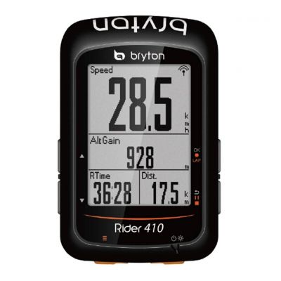 GPS Bryton Rider 410 E