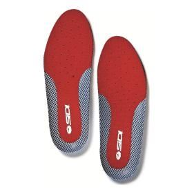 Semelles Sidi Arch support Rouge