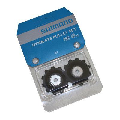 Galets de dérailleur Shimano XT / SLX Dyna-Sys 10V