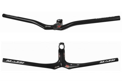 cintre potence controltech crossbow carbone 640x110 mm blanc vendre sur ultime bike. Black Bedroom Furniture Sets. Home Design Ideas