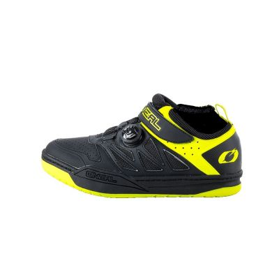 Chaussures O'Neal Session SPD Noir/Jaune fluo
