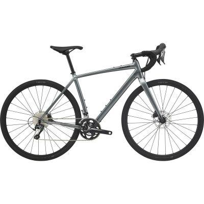Vélo de Gravel Cannondale Topstone Shimano Tiagra Gris 2020