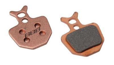 Plaquettes BBB comp. Formula Oro métalliques - BBS-66S