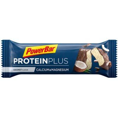 Barre de récupération PowerBar ProteinPlus Minerals 35 g Noix de Coco