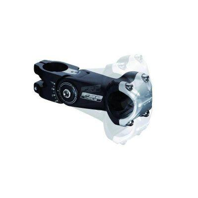 Potence réglable FSA Varius OS 31.8 L. 100 mm -20/+40D Noir/Argent