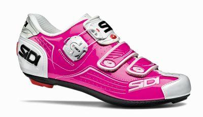 Chaussures femme Sidi Alba W Fushia/Blanc