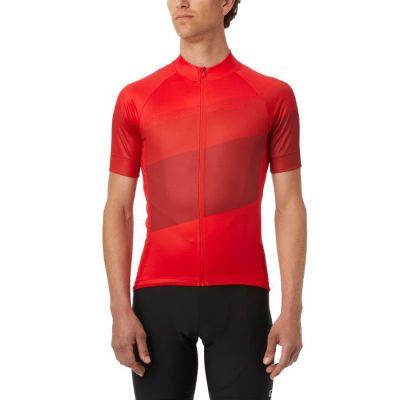 Maillot Giro Chrono Sport Rouge