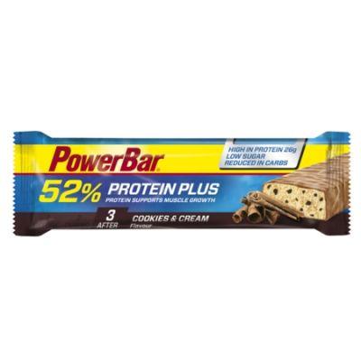 Barre protéinée PowerBar ProteinPlus 52% Cookies 50 gr