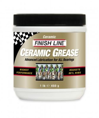 Graisse Finish Line Ceramic Grease Pot 457 g