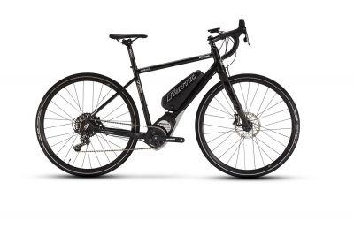 Vélo électrique Fantic Gravel GT Gran Tourismo Long Run Noir