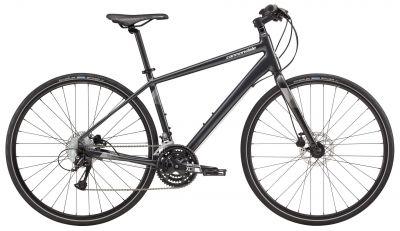 Vélo fitness Cannondale Quick Disc 5 2018 Noir/Blanc