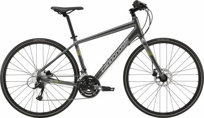 Vélo fitness Cannondale Quick Disc 5 Anthracite/Gris