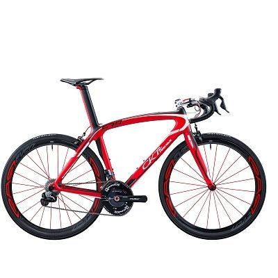 Vélo de route CKT by Virenque 579 Carbone Shimano Dura-Ace