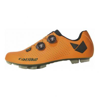 Chaussures VTT Catlike Whisper Oval Carbon Orange
