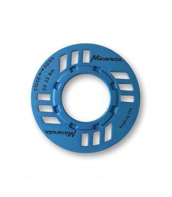 Protection de chaîne Miranda E-Chainguard Nut p. transmission Bosch Bleu