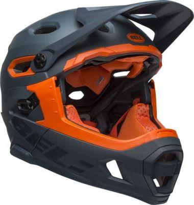 Casque Bell Super DH MIPS Gris/Orange