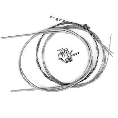 Kit câbles et gaine de frein Transfil K.ble Mudlovers